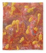 No 27 Brocade Fleece Blanket