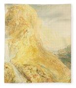 No.0571 Mossdale Fall, Yorkshire Fleece Blanket