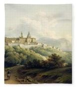 No.2289 Chiesa Della Santa Casa Fleece Blanket