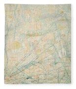 No.3713 Songe De La Fantasie, 1864 Fleece Blanket