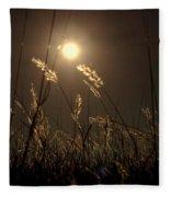 Nocturnal Glow Fleece Blanket