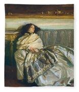Nonchaloir Repose Fleece Blanket