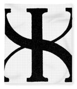 Nordic Rune Gilch Fleece Blanket