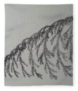 Norfolk Pine Fleece Blanket