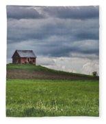 North 40 Fleece Blanket