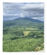 North Conway Vista Fleece Blanket