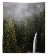 North Falls Fleece Blanket