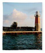 North Sound Beacon Fleece Blanket