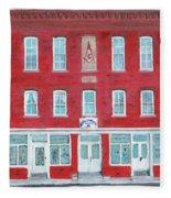 North Star Lodge Fleece Blanket
