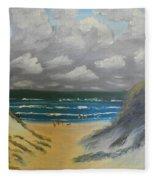 North Windang Beach Fleece Blanket