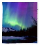 Northern Lights Fleece Blanket