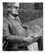 Northrop Frye 2 Fleece Blanket