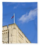 Norwich Castle Fleece Blanket