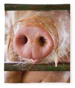 Nosey Fleece Blanket