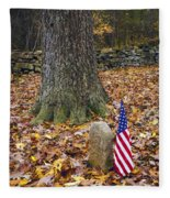 Not Forgotten Fleece Blanket