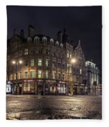 The Somerset House Fleece Blanket