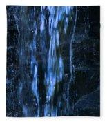Nu Blue Fleece Blanket