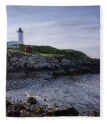Nubble Dawn Fleece Blanket