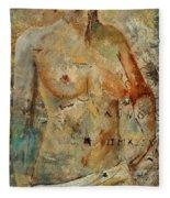Nude 453130 Fleece Blanket