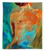 Nude 453140 Fleece Blanket