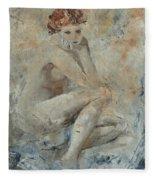 Nude 45314051 Fleece Blanket