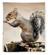 Nutcracker Fleece Blanket