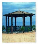 Nuweiba Beach Sinai Egypt Fleece Blanket