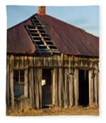 Oalold House Place Arkansas Fleece Blanket