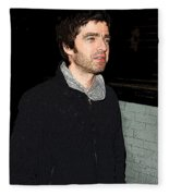 Oasis's Noel Gallagher Fleece Blanket