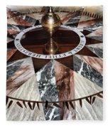 Giant Pendulum Fleece Blanket