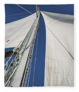 Obsession Sails 2 Fleece Blanket