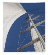 Obsession Sails 5 Fleece Blanket