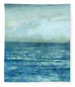 Ocean 3 Fleece Blanket