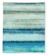 Ocean 4 Fleece Blanket