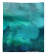 Ocean 5 Fleece Blanket