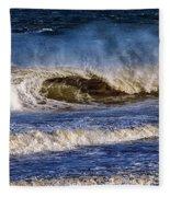 Ocean City Surf's Up Fleece Blanket