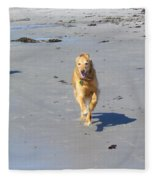 Ocean Run Fleece Blanket