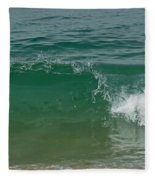 Ocean Wave 2 Fleece Blanket