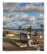 Oceanside Amphitheater Fleece Blanket