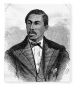 Octavius Catto (1839-1871) Fleece Blanket