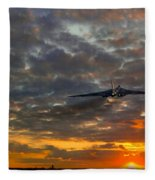 Off To War Fleece Blanket