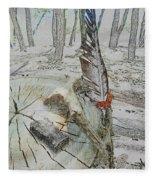 Offerings Fleece Blanket