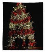 Oh Christmas Tree Oh Christmas Tree Fleece Blanket