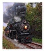 Ohio Central #1293 Steam Fleece Blanket