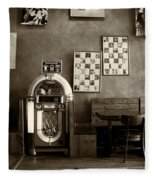 Old City Tavern Fleece Blanket