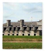 Old Fort Niagara Fleece Blanket