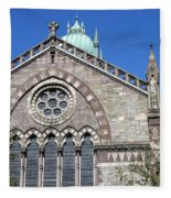 Old South Church Fleece Blanket