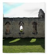 Old Stone Church 3 Fleece Blanket