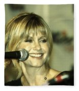 Olivia Newton John Fleece Blanket