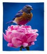 On Guard Fleece Blanket